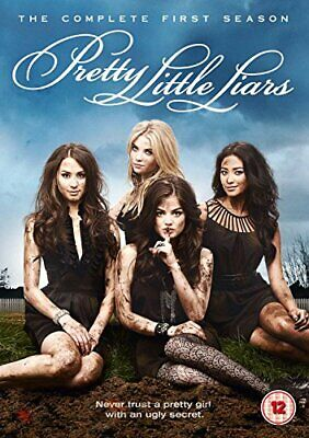 Pretty Little Liars - Season 1 [DVD] - DVD  T4VG The Cheap Fast Free Post