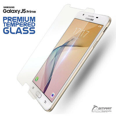 Tempered Glass Screen Protector Guard For Samsung Galaxy J5 Prime