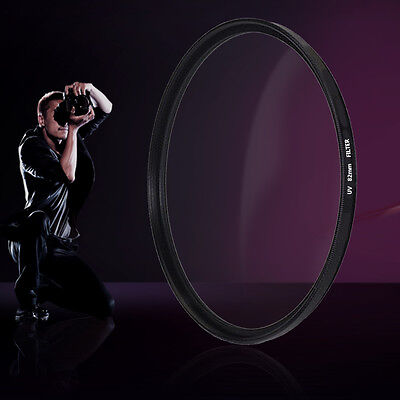 49mm 52mm 55mm 62mm 72mm 82mm UV Filter For Canon Nikon Pentax SLR Camera Lens