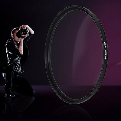 New 52/55mm 58mm 62mm 72mm 82mm UV Filter For Canon Nikon Pentax SLR Camera Lens