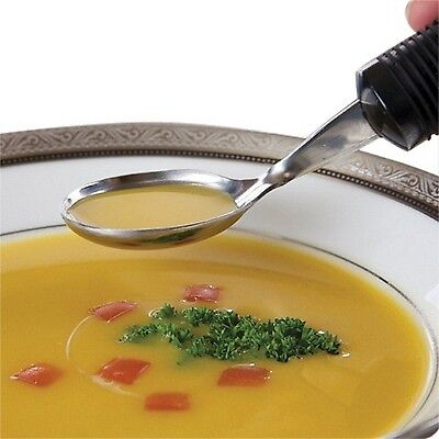 NRS Healthcare Good Grips Souper Spoon - Weighted