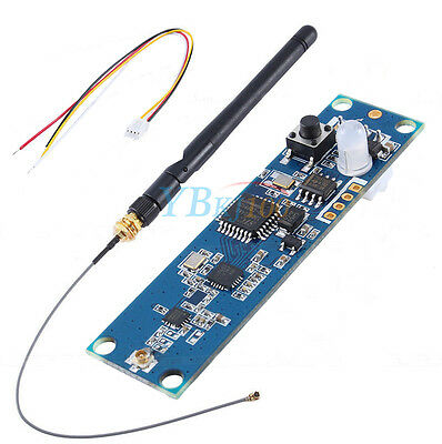 Wireless DMX512 PCB Module Board LED Lighting Controller Transmitter/Receiver WD