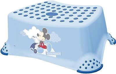 Disney Mickey Mouse On Clouds Kids/Toddler/Child Toilet Training STEP STOOL