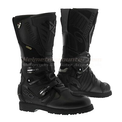 Sidi Adventure 2 Gore-tex Motorcycle Boots, Fast 'N Free Shipping