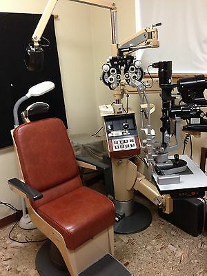 Ophthalmic equipment  Complete AO TOP of the LINE!