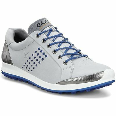 New 2017 Ecco Biom Hybrid 2 Golf Shoes Concrete