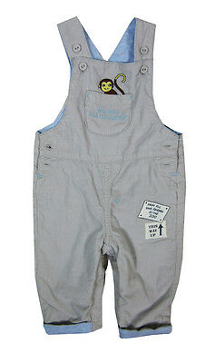 """Baby Boys Girls """"Ex M&S / Ex High Street"""" Dungarees Outfit Playsuit"""