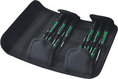 12 piece Magnetic Precision Screwdriver Set + TOOL BAG Phillips Slotted Torx Hex