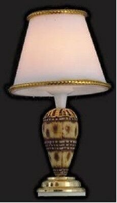 Dollhouse Miniature - T8519 - Shell Table Lamp
