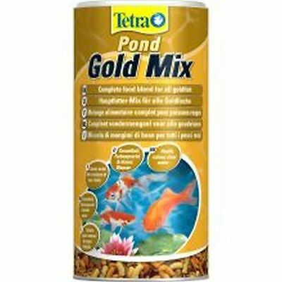 Tetra Pond Gold Mix 1ltr/140g 136274