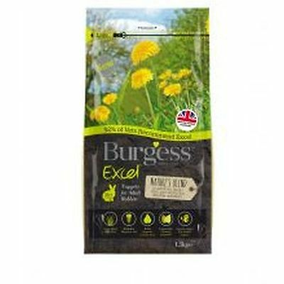 Burgess Excel Nuggets Rabbit Adult 1.5kg FP10018BB4