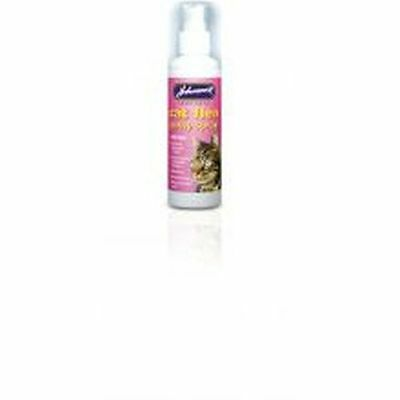 Johnsons Cat Flea Spray Pump 100ml D013