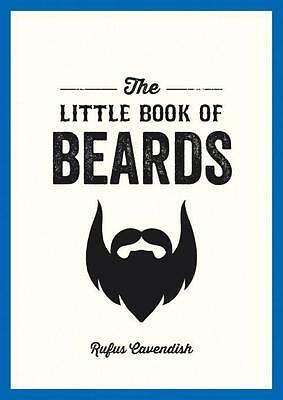 NEW The Little Book of Beards By Rufus Cavendish Paperback Free Shipping