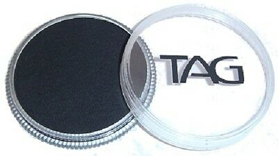 TAG Professional Body Art & Face Paint 32g - Black