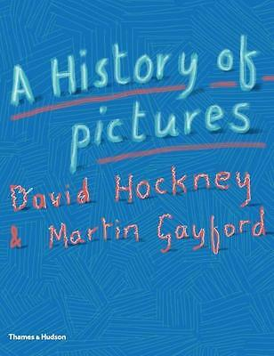 NEW A History of Pictures By David Hockney Hardcover Free Shipping