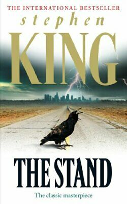The Stand (The Complete and Uncut Edition), King, Stephen Paperback Book The