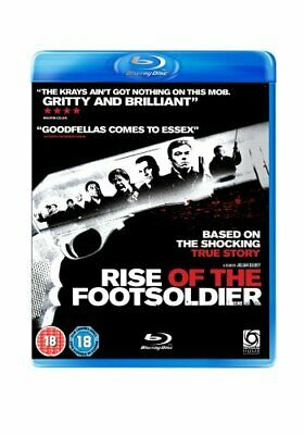 Rise Of The Footsoldier [Blu-ray] - DVD  5EVG The Cheap Fast Free Post