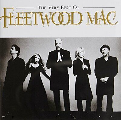 Fleetwood Mac - The Very Best of Fleetwood Mac - Fleetwood Mac CD 44VG The Cheap