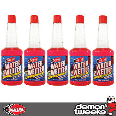 RED80205 Redline SuperCool Performance Coolant w// Water Wetter 1.9L