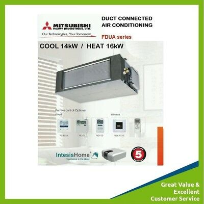 Mitsubishi Heavy FDUA140VF Ducted split Air Conditioner 14KW Supply&Install