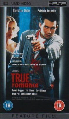 True Romance [UMD Mini for PSP] DVD