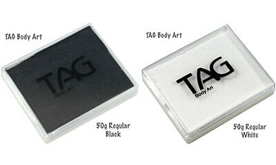 50g TAG Face Paint ~ Black or White