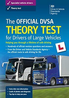 The official DVSA theory test for large goods vehicles by Driver and Vehicle Sta
