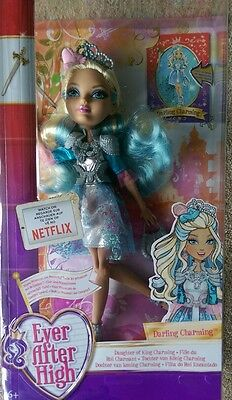 Ever after high doll Darling Charming