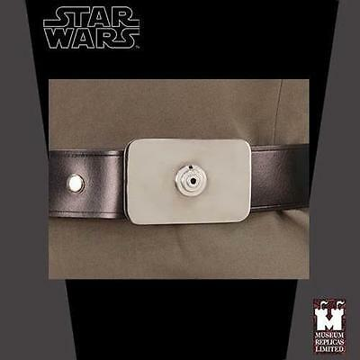 Licensed Star Wars Imperial Officer Belt w/Buckle Museum Replicas LTD Size S/M o
