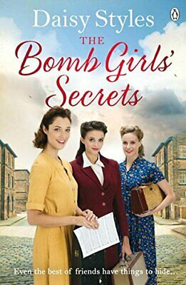 The Bomb Girls' Secrets by Styles, Daisy Book The Cheap Fast Free Post