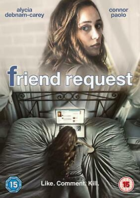 Friend Request [Includes Digital Download] [DVD] [2016] - DVD  M0VG The Cheap