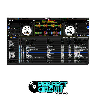 Serato DJ Professional Disc Jockey SOFTWARE - DIGITAL - PERFECT CIRCUIT