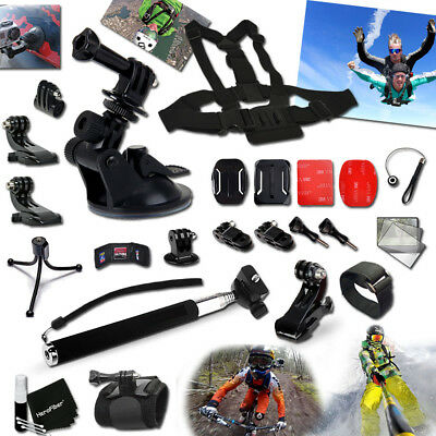 Xtech® for GoPro HERO3 Hero 3 Black Edition Camera Essential Accessory Kit