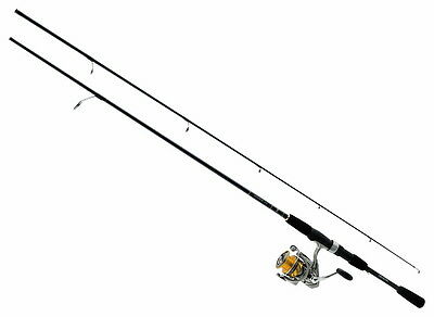 "Daiwa Revos Spinning Freshwater Rod and Reel Combo 6'6"" 2 Pc ML REV254BI/G662ML"