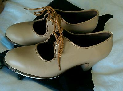 "Gallardo SPAIN Flamenco Shoes Performance ""Yerbabuena"" size 7"