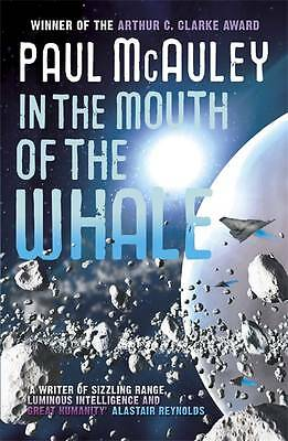 In the Mouth of the Whale (Quiet War), New, McAuley, Paul Book