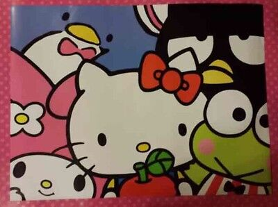 Sanrio Hello Kitty Friends Characters Wall Poster