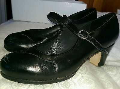Gallardo SPAIN Flamenco Shoes Classic size 6.5
