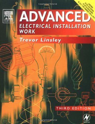 Advanced Electrical Installation Work: NVQ Level... by Linsley, Trevor Paperback