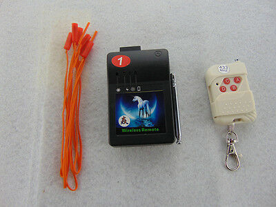 Wireless remote electric igniter Fireworks firing system copper wire radio fire