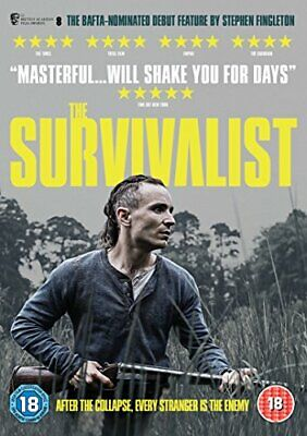 The Survivalist [DVD] - DVD  8EVG The Cheap Fast Free Post