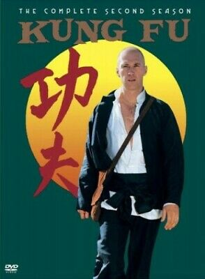 Kung Fu: The Complete Second Season [DVD] [2004] - DVD  IUVG The Cheap Fast Free