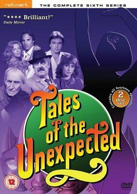 Tales Of The Unexpected - Series 6 - Complete [DVD] - DVD  DAVG The Cheap Fast