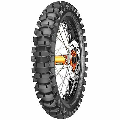 Metzeler MC360 Motocross MX Bike Rear Tyre - 110/90/19 (62M) TT Mid Soft