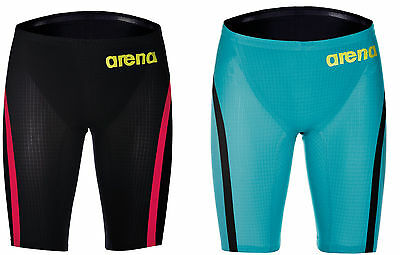 Racing Arena Man Jammer Powerskin Carbon Flex Vx 2A586 New Colors Fina Approved