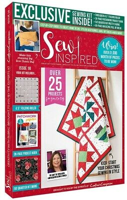 Crafters Companion CRAFTERS INSPIRATION Issue 21 With £50 FREE Craft Kit - 2019
