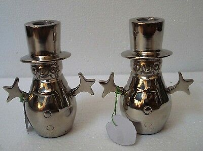 2 pcs Vintage Style  - Candle Stand - RARE