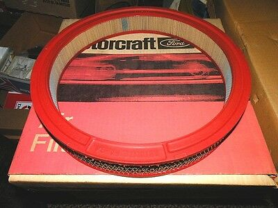 1970-71 Cyclone Torino 429Scj Autolite Fa-84 D0Oz-9601-A Air Filter Nos Ford