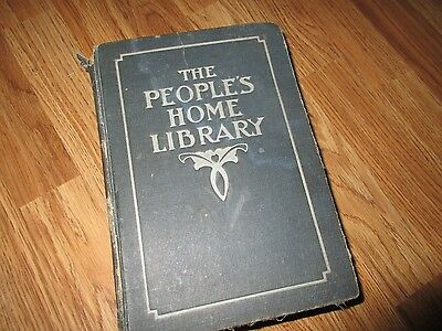 *The People's Home Library R. C. Barnum 1917 Medical-Veterinary
