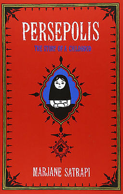 Persepolis: The Story of a Childhood (New Paperback) by Marjane Satrapi